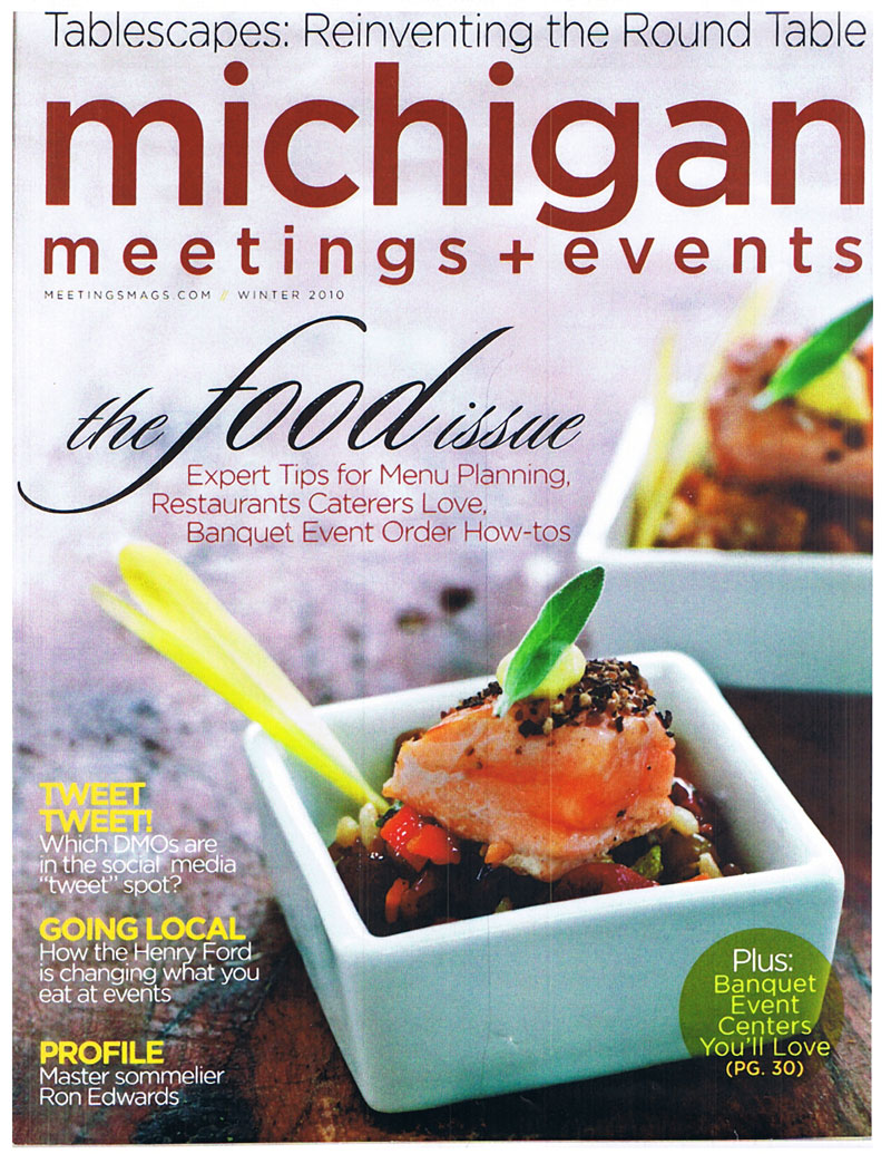 Michigan Meetings + Events - Part 1